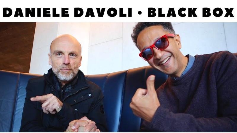 Daniele Davoli Mr. Black Box | Intervista a Londra