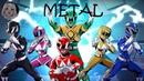 Power Rangers Zeo Epic Metal