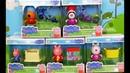 Peppa Pig. Nouveaux jouets Peppa Pig et ses amies. Jouer avec jouets Peppa Figures et accessoires