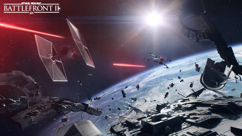 Star Wars Battlefront 2 / Multiplayer / PS4 / Месяц Звездных Войн