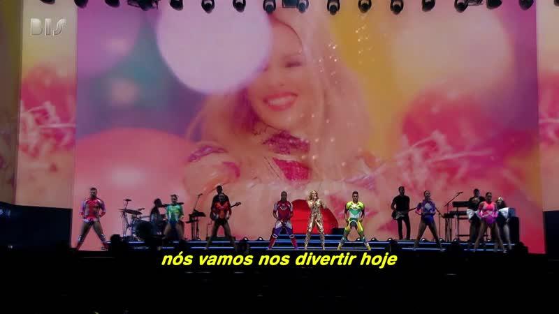 Kylie Minogue - Celebration [Live @ British Summer Time 2015]
