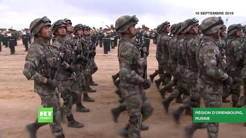 La Russie accueille les armées de sept pays pour des exercices militaires conjoints