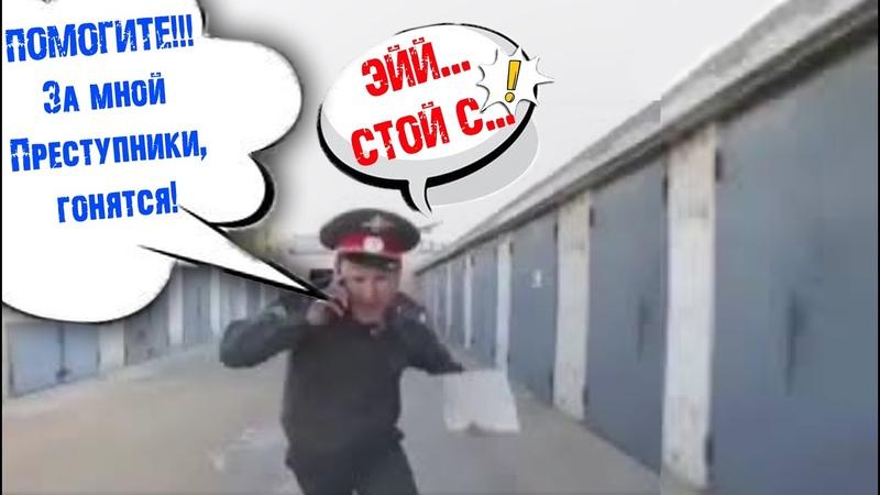 Однажды в России Будни Бурятского участкового Самое смешное видео про российскую полицию 😂 2020