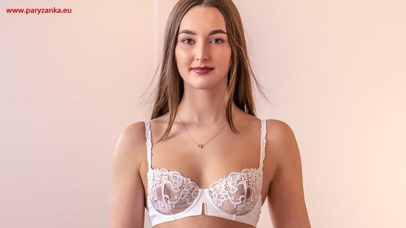 Bardotka ślubna Rzeszów bielizna piękno moda i uroda