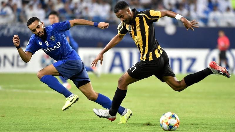 ACL2019 quarter-final second-leg | Al Hilal (KSA) 3-1 Al Ittihad (KSA)