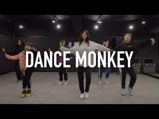 1Million Dance Studio TONES AND I - DANCE MONKEY  1Million Kids