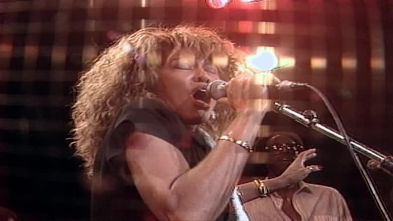 Tina Turner and The Rock Hall Jam Band - River Deep – Mountain Hight (1989)