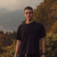 Рисунок профиля (Азат Гаррыбаев)