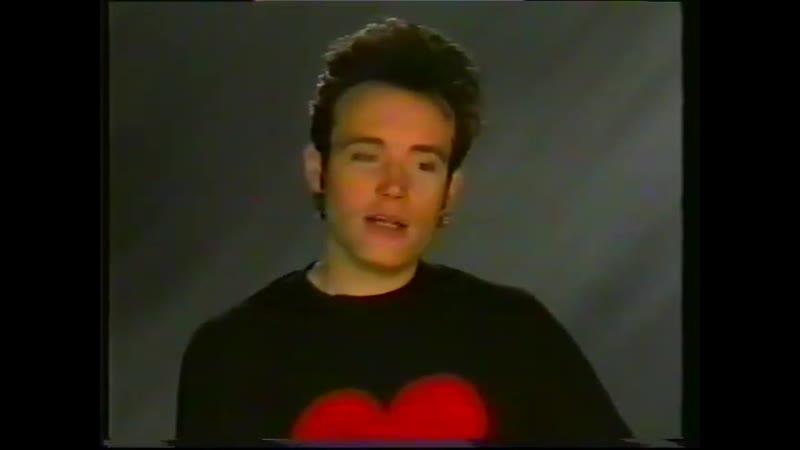 Adam Ant - Interview Aus TV (Countdown) from 1990