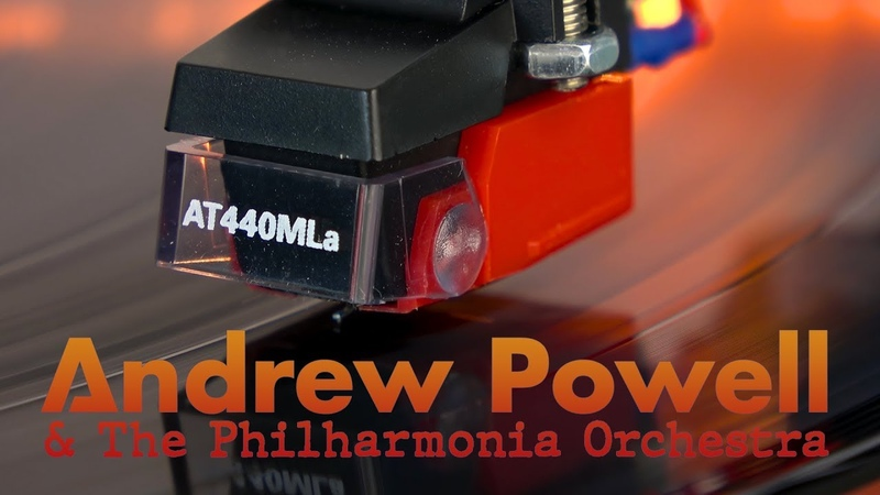 Andrew Powell The Philharmonia Orchestra play the best of The Alan Parsons Project Pavane Vinyl