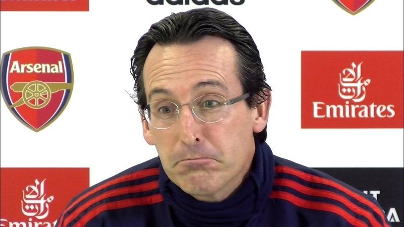 Unai Emery FULL Pre Match Press Conference Arsenal v Southampton Premier League