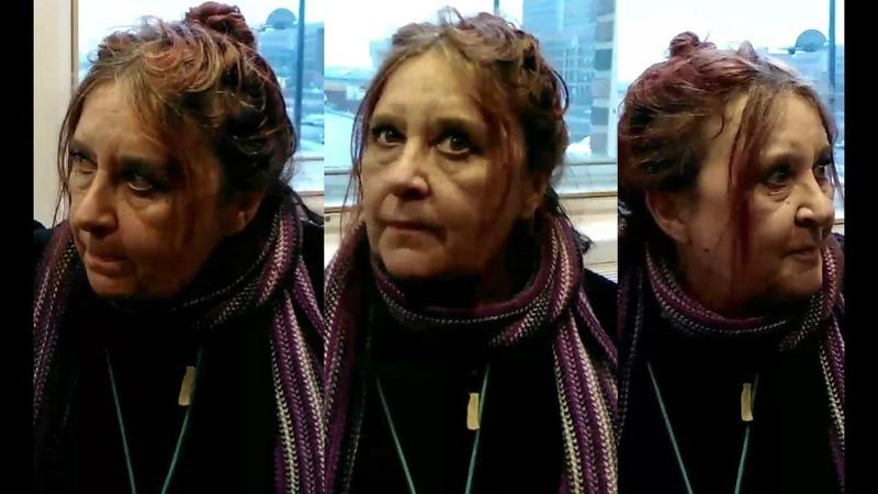 Ylen toimittelijatar Merja Niilola panikoi (14.10.2019)