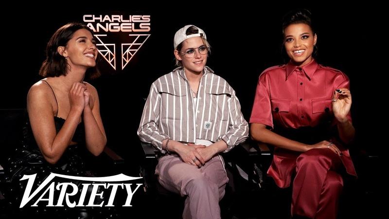 Charlies Angels Kristen Stewart, Elizabeth Banks Tell Hollywood to Trust Women