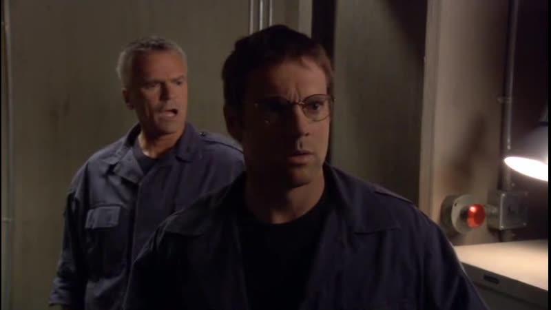 StarGate SG-1 [8x19] Moebius Звёздные врата. Команда-1