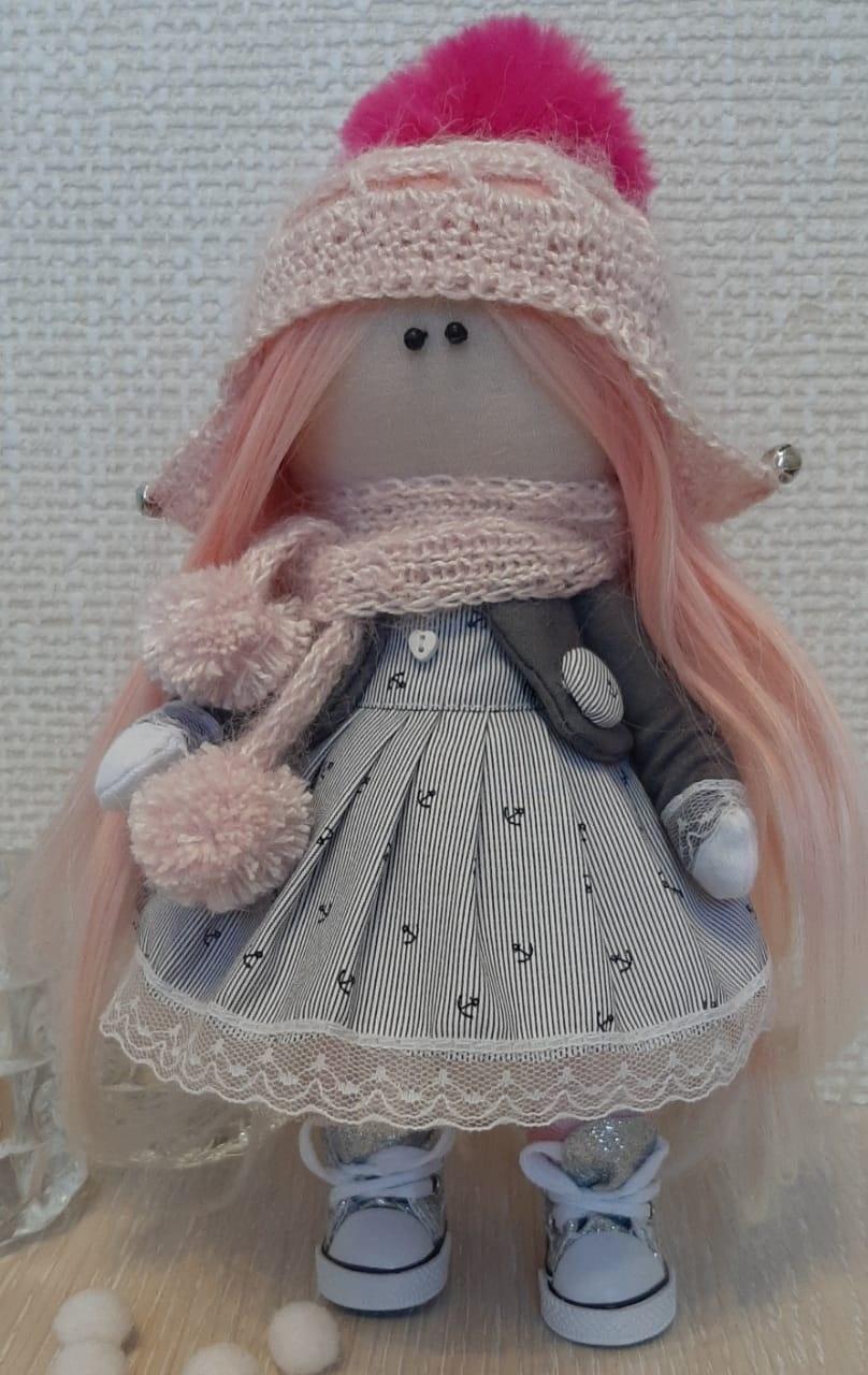 Делаем куклу вместе с Анной Вальковой, изображение №21