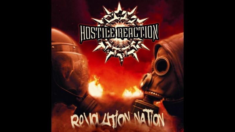 HOSTILE REACTION 'Revolution Nation' 2020 Full EP