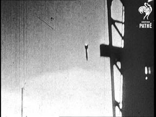 Secret German V2 Film Discovered (1946)