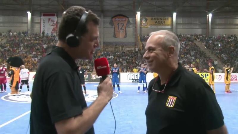 REPRISE FINAL Magnus x Corinthians Campeonato Paulista de Futsal 2019 смотреть онлайн без регистрации
