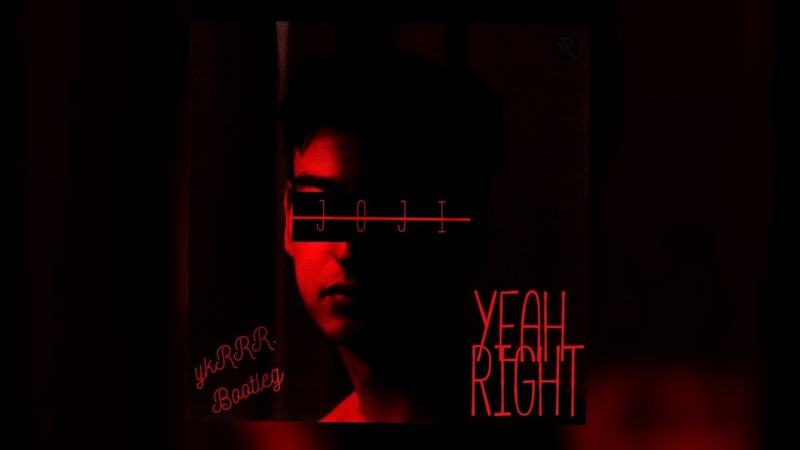 Joji - Yeah Right (ykRRR. Bootleg) [Music Video 2020]