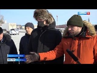 Ремонт дороги Ванино - Советская Гавань планируется начать в этом году