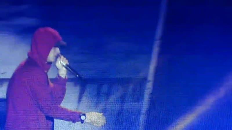 Eminem - Kill You⁄White America⁄Mosh - live at Pukkelpop 2013