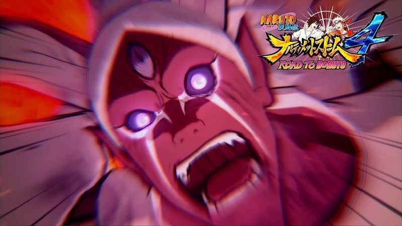 PS4 R 「NARUTO-ナルト- 疾風伝 ナルティメットストーム4 ROAD TO BORUTO」DLC「NEXT GENERATIONS」アップデートパックPV