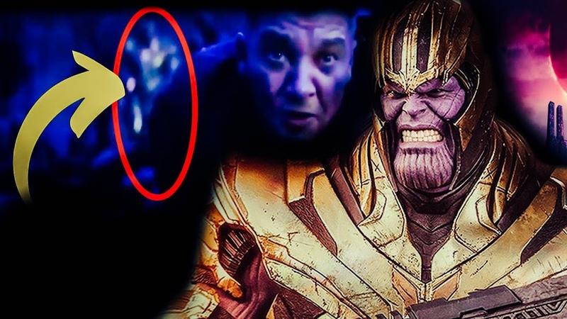 Как Танос убивал Мстителей / Удаленные сцены Мстители Финал
