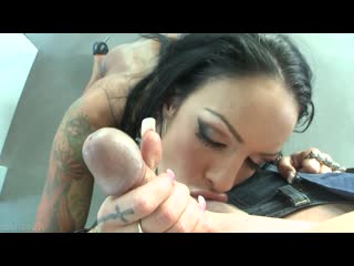 Angelina Valentine - Titty Creampies 2, Anal, Whore, Blowjob, Big Tits, Clit Piercing, Oral, Pussy, Latina, Deepthroat