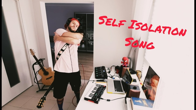 FIL SWAN SELF ISOLATION SONG live looping