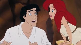The Little Mermaid (1989 film) - Eric And Ariel Meet Again
