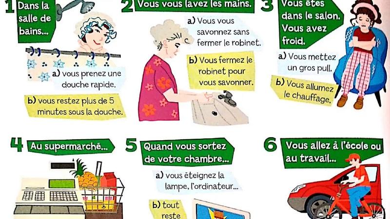 Etes vous écolo Petites astuces pour être plus écolo au quotidien En Français