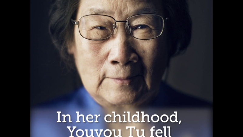 Women who changed the world Youyou Tu History Porn
