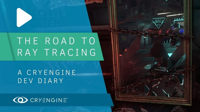 Dev Diary - Making of 'Neon Noir' - Hardware and API Agnostic Ray Tracing