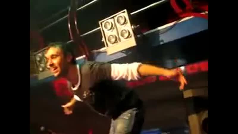 Eddie Halliwell @ Forsage club Kiev 2007 playing Sean Tyas Lift Sean Tyas Rework 2006