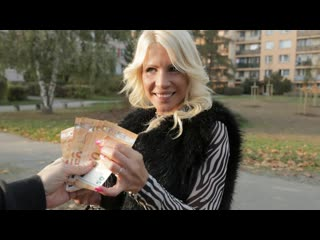 PublicAgent Tiffany Rousso - Spending his winnings on MILF