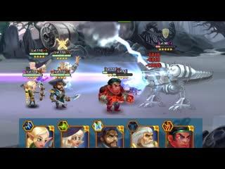 Battle arena heroes adventure trailer