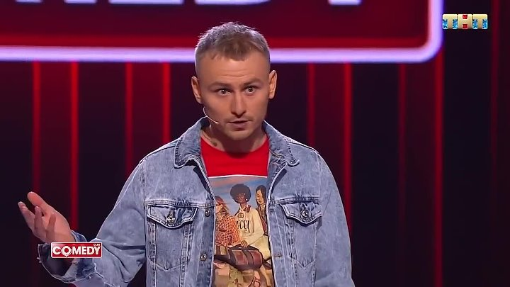 Comedy Club - Женя Синяков о новых законах и власти