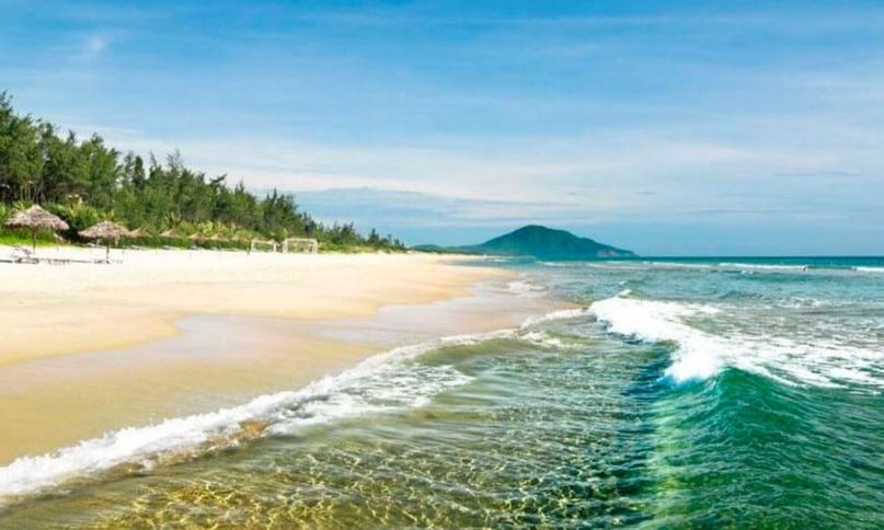 Живописные пляжи Дананга во Вьетнаме, изображение №5