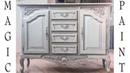 Chalk Paint per il fai da te® rinnoviamo Shabby un vecchio mobile DIY con Elisa Magic Paint