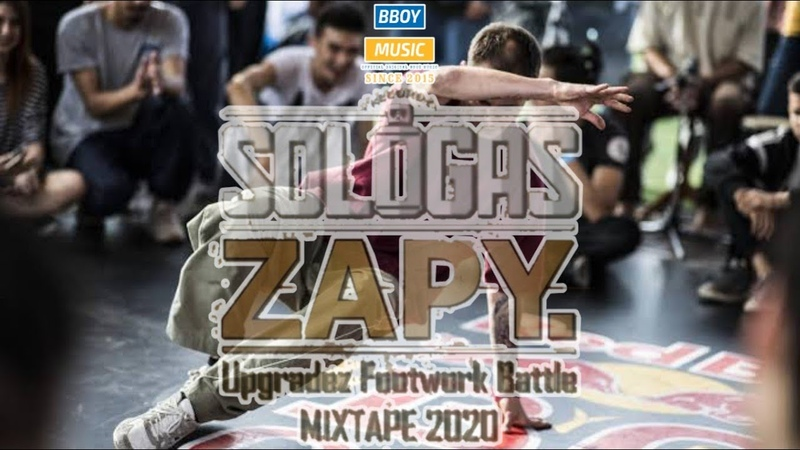 Dj Zapy Solo Gas Recordz Upgradez Footwork Battle MIXTAPE 2020