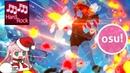 !osu 7 53 star PASS HR 653 combo Space Invaders Yukizie