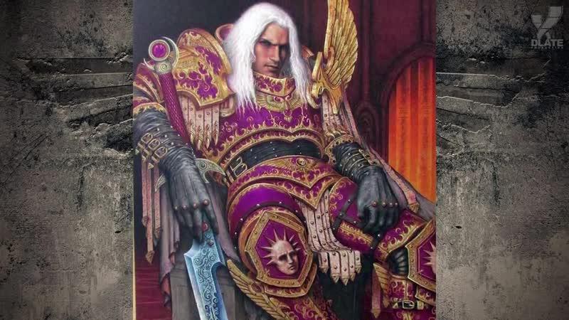 История Warhammer 40k Тёмные Ангелы Глава 5