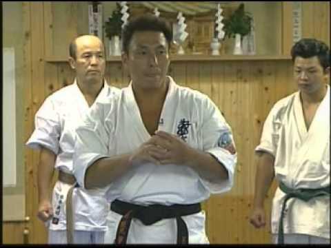 Кёкусин каратэ Хаджимэ Кадзуми - Hajime Kazumi