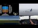 Air Niugini Flight 73 Crash Animation Papua New Guinea AIC