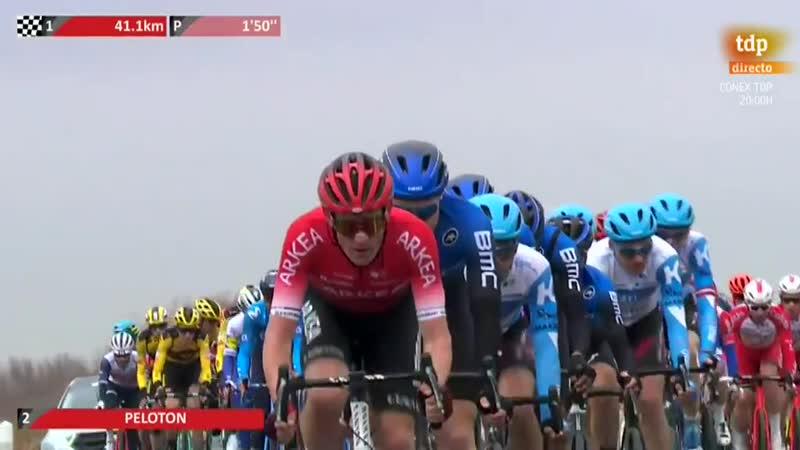 Ciclismo Tour de la Provenza 1 etapa Chateaurenard Saintes Maries de la Mer