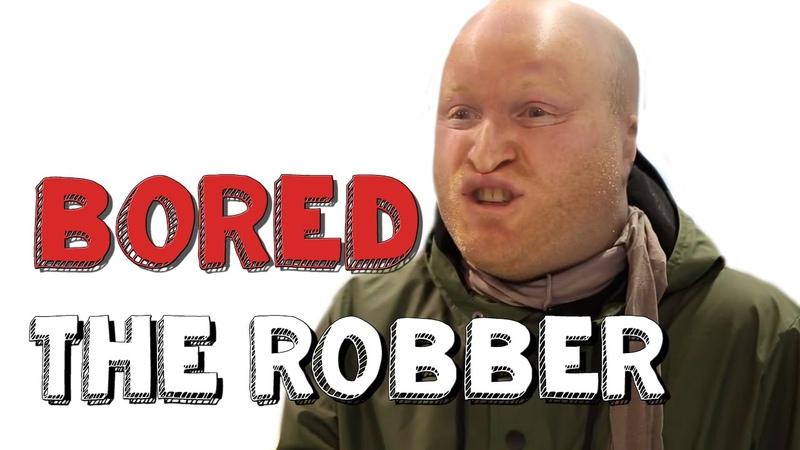 The Robber Bored Ep 18 Viva La Dirt League VLDL