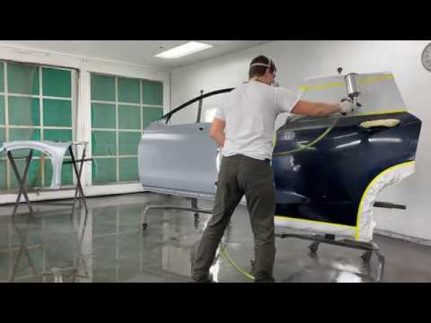 Part Painting for 2020 Wolkswagen GTI