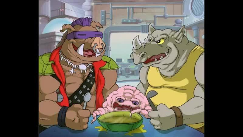 TMNT TF турнир Черепаховый суп : 2015 04 17 200601