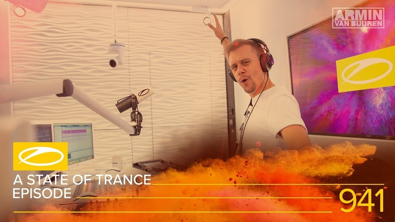 A State Of Trance Episode 941 (ASOT941) – Armin van Buuren