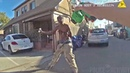 Bodycam Shows LAPD Officers Tase Shoot Suspect Resisting Arrest